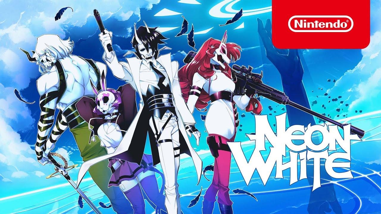 Neon White - Gameplay Walkthrough - Nintendo Switch