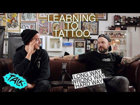 Ways to Learn Tattooing - Tattoo Shop Talk