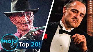 Top 20 Greatest Movie Characters of All Time