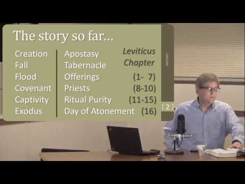 Leviticus - Chapter 17