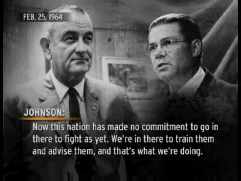 Bill Moyers:  LBJ's Path to War (1)