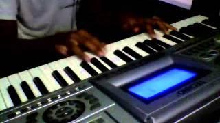 jilbab putih - Keyboard Techno T9800i by Rizki Fajar