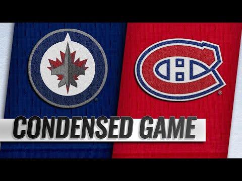 02/07/19 Condensed Game: Jets @ Canadiens