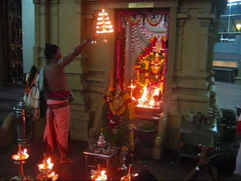 Swami Ayyappan Padi Poojai 2009