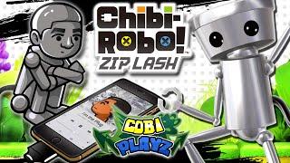 Cobi Playz: Chibi Robo Zip Lash