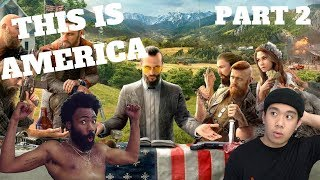 THIS IS AMERICA - Far Cry 5 PART 2 (PC) Live Stream and More