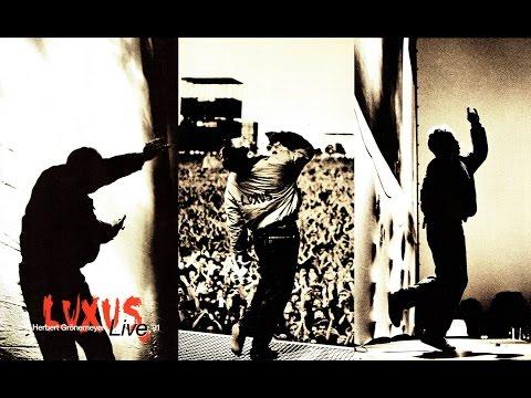 "Herbert Grönemeyer - Live '91 ""Luxus Tour"" - VHS Video (komplettes Konzert)"