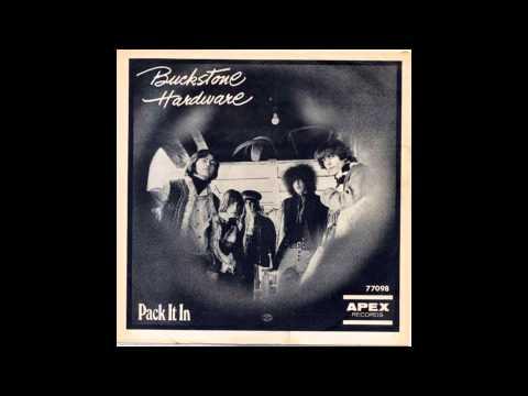 'Pack It In', The Buckstone Hardware