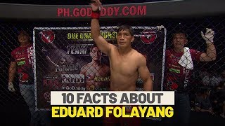 Eduard Folayang   ONE: Fast Facts