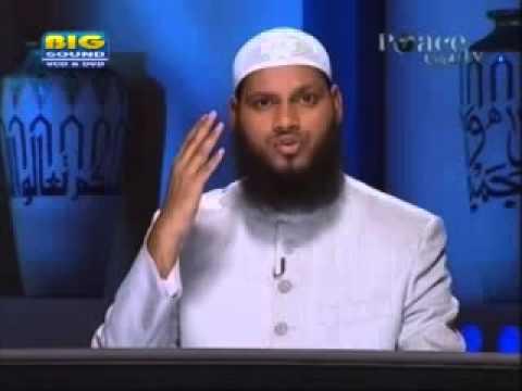 UMRAH KA MASNOON TAREEQA BY SHAIKH SHAMEEM FAUZI---PEACE TV(URDU)