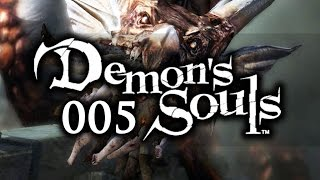 DEMONS SOULS [005] Die Sache mit dem Drachen - Let