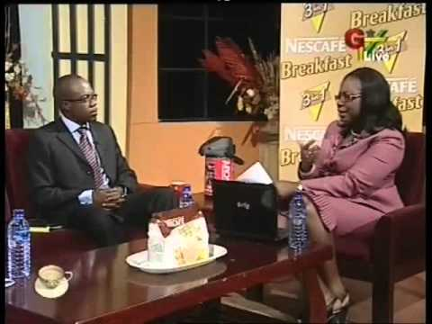Executive Director of Ghana National Service Scheme's Interview on GTV's Breakfast Show [Part 1]