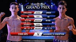 MTGP2: Evan Jays V Alejandro Conception