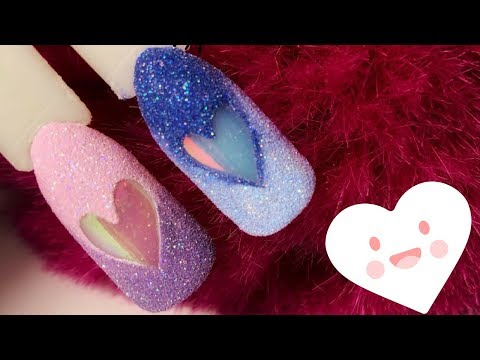Valentine's Day Nail Designs  💕Heart nail  Дизайн ногтей ко дню святого Валентина  Cuori nail