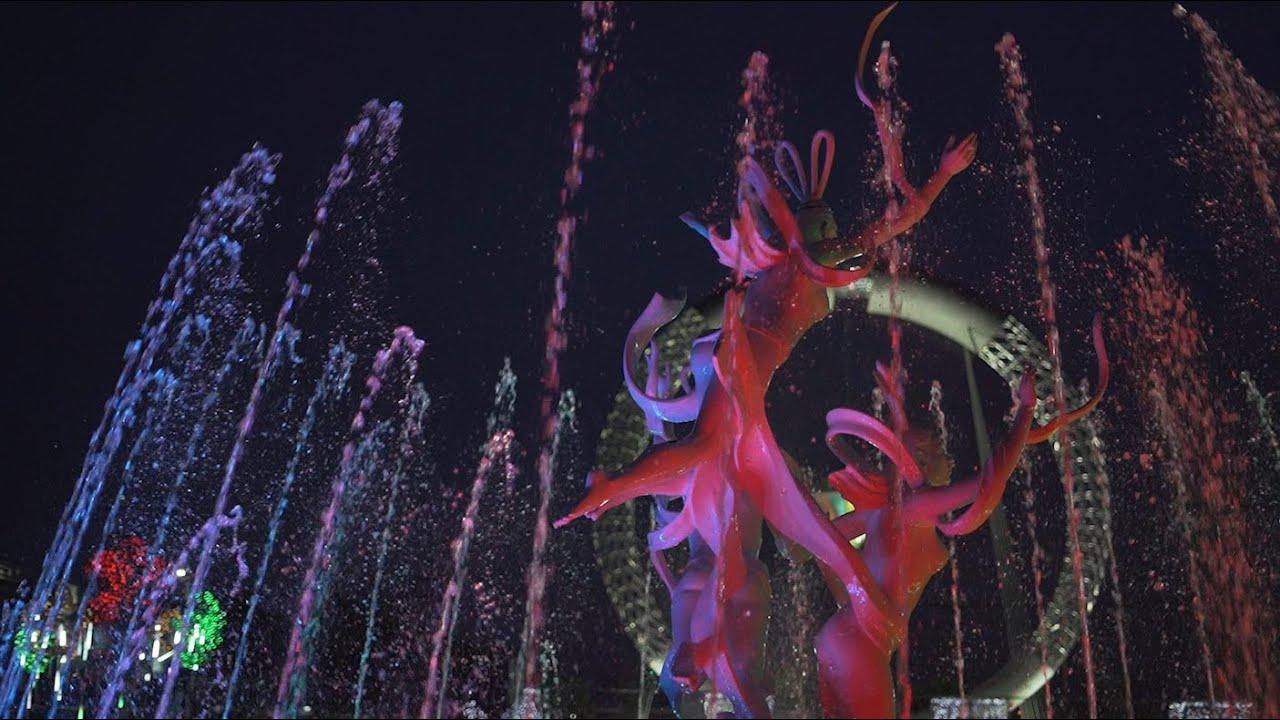 [익산여행] 익산 보석박물관 + 송전탑 야경