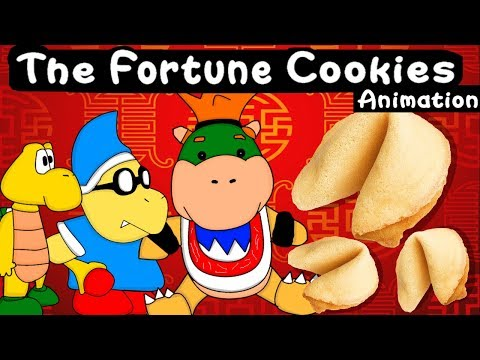 SML Movie: The Fortune Cookies! Animation