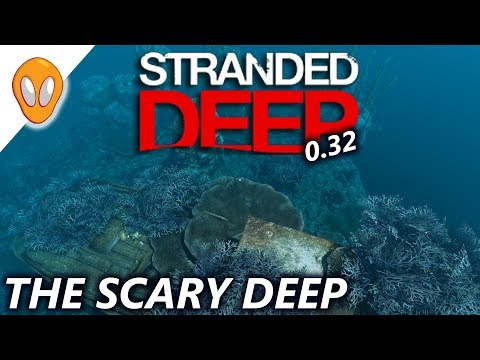 The Ocean Is Not Friendly | Let's Play Stranded Deep 0.32 Ep3