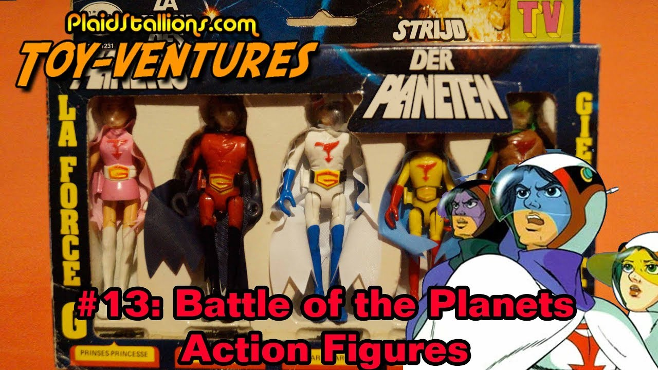 Battle of the planets toys #9