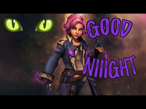 GOOD NIIIIIGHT. Maeve Paladins Gameplay! (HOLY CRAP!)