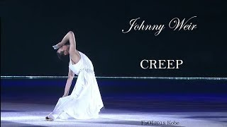 Johnny Weir - Creep, FaOI2018, Kobe