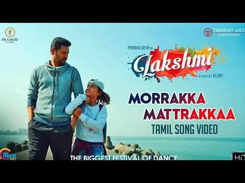 lakshmi-|-morrakka-|-prabhu-deva---aiswarya-|-vijay-|-official-video-laksmi-|-tamil-video-songs