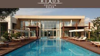 Rixos Premium Belek - лучшие отели Турции. Как купить горящий тур в Турцию в хороший отель(, 2014-07-08T10:14:34.000Z)