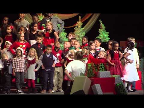 Its Christmas Time Performed by the Kids Choir