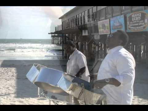Beach Wedding Music On Steel Drums Im Yours Jason Mraz
