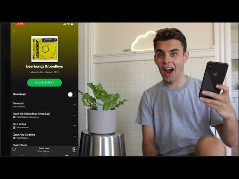 USING SPOTIFY WITH SIRI!