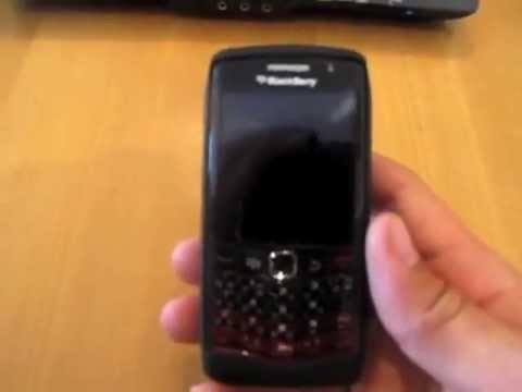 How to Unlock Blackberry Pearl 9100 9105 3G Phone - Factory Unlock