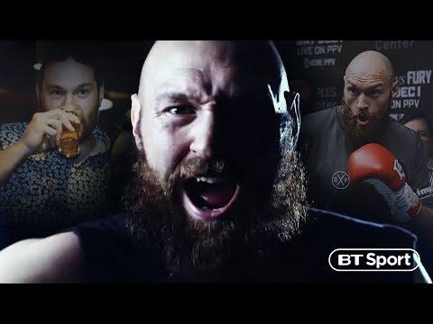 Tyson Fury: Road to Redemption promo | BT Sport | Wilder v Fury