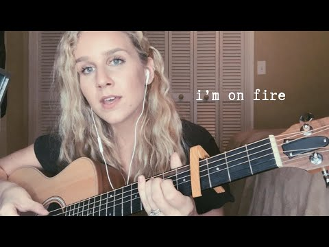 I'm on Fire - Bruce Springsteen (Cover) mp3