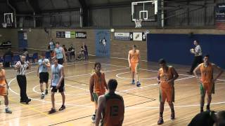 Sydney Comets v Sutherland Sharks - Under 18 Div 1 - Round 1 - 2014 ( 1 of 2 )