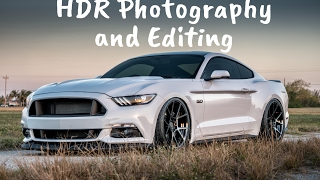 hdr photography and editing