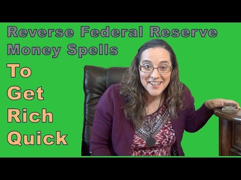 Achieve Instant Wealth! Reverse The Federal Reserve's One-Way Energy Flow With Orgonite Technology!
