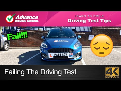 Failing The Driving Test  |  Learn to drive: 2019 UK Driving Test