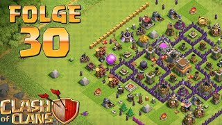 Let's Play CLASH OF CLANS ☆ Folge 30