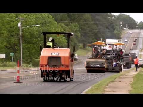 S.C. 81 Anderson County Resurfacing