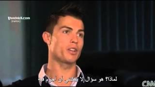 مقابلة كريستيانو عن الكرة الذهبية ، ميسي ومورينهو...