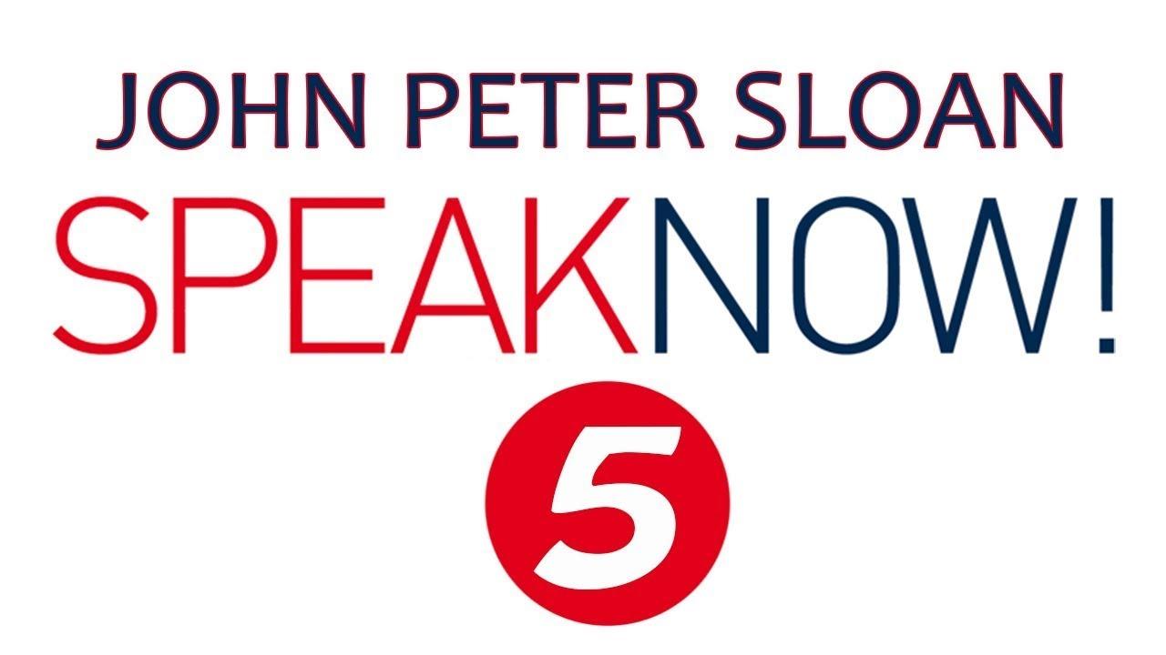 John Peter Sloan in Speak Now! 5/20 #1