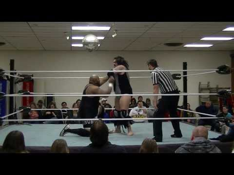 FWF Heavyweight Championship (1/18/14): Atomic Dog vs. The Beast