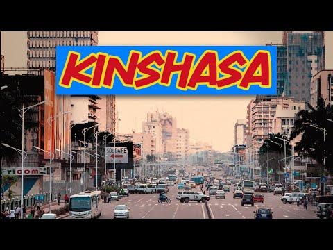 Watch This Before Visiting Kinshasa City DR CONGO! | Kinshasa 2021