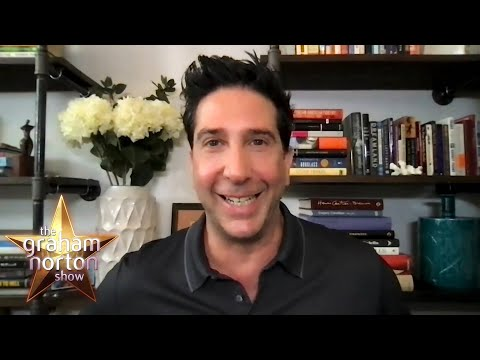 David Schwimmer Talks About The Friends Reunion! | The Graham Norton Show