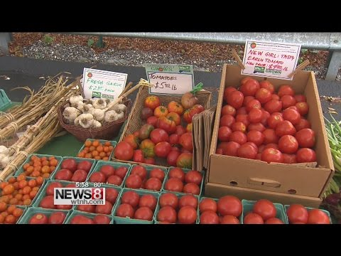 Eastern Connecticut's first certified organic farm keeping it fresh