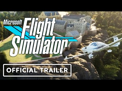 Microsoft Flight Simulator - Official United Kingdom and Ireland World Update Trailer