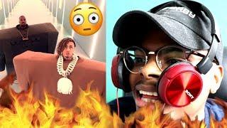 Kanye Snapped Kanye West Lil Pump Ft Adele Givens I Love It Reaction