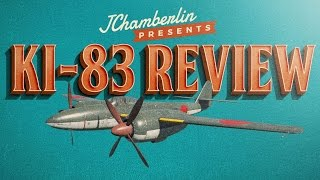 War Thunder RB  Review & Gameplay - Ki-83 Heavy Fighter