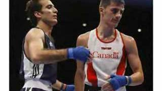 Assyrian Boxer - Isho Shiba