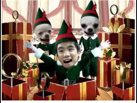 Elf yourself - Lookpong & Music & Family 1