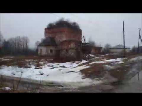 Храм в селе Колшево Заволжского района Ивановской области